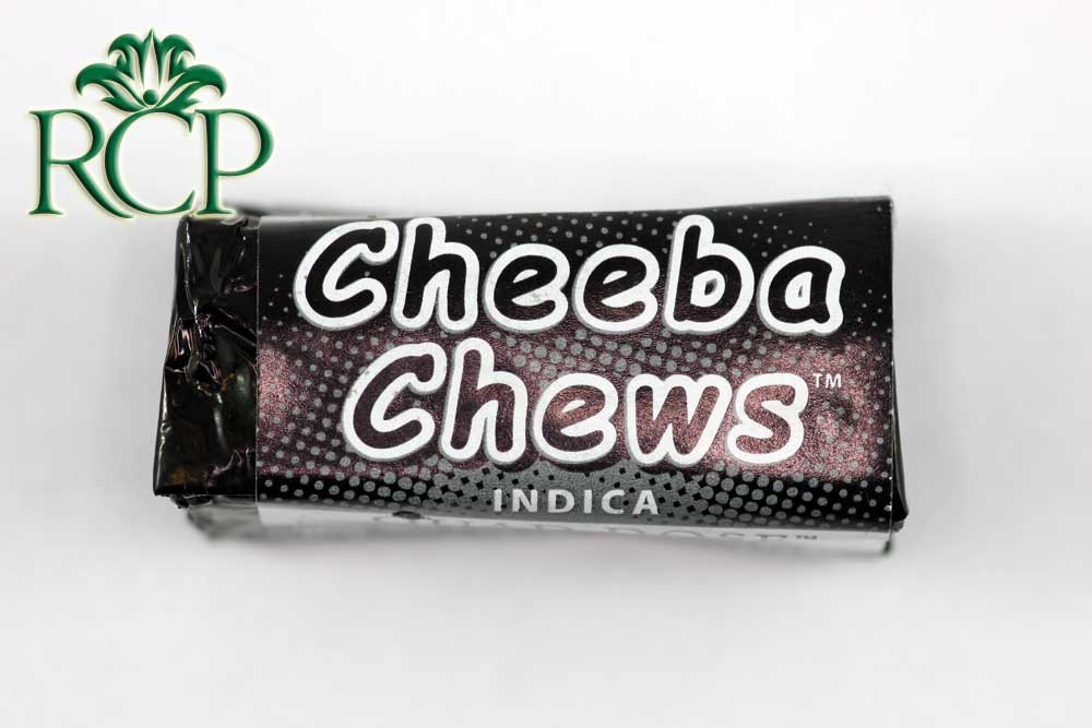 Sacramento Medical Marijuana Dispensary Cannabis Club Strain CHEEBA CHEWS INDICA