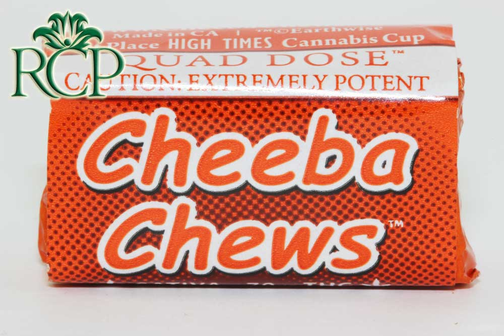 Sacramento Medical Marijuana Dispensary Cannabis Club Strain CHEEBA CHEWS SATIVA
