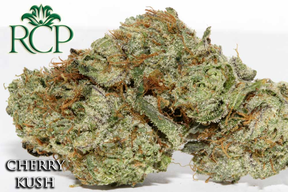 Sacramento Medical Marijuana Dispensary Cannabis Club Strain CHERRY KUSH