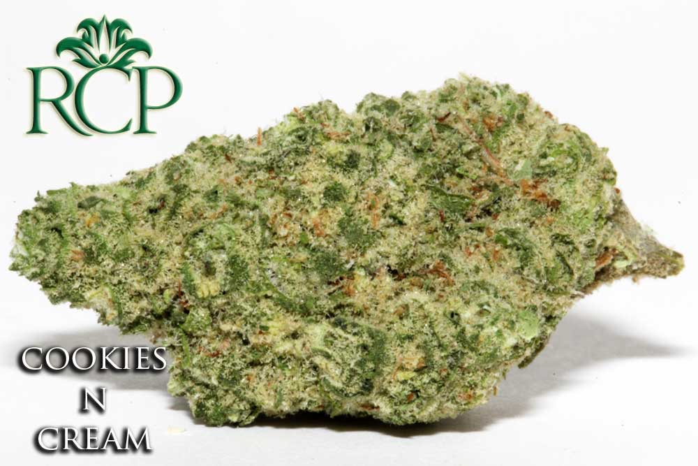 Sacramento MMJ Dispensary Strain COOKIES N CREAM