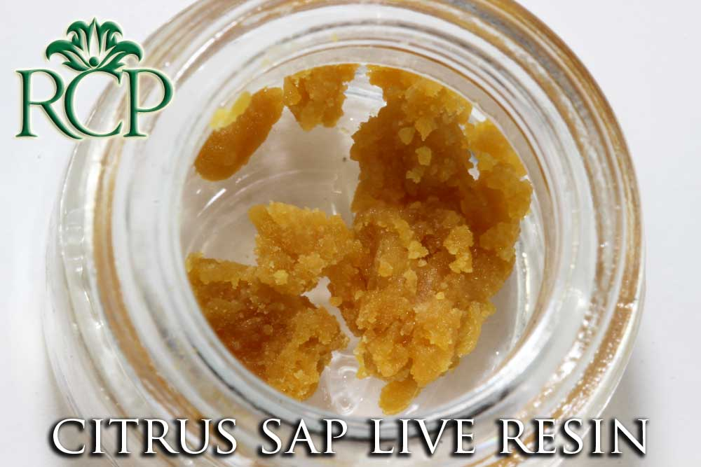 Sacramento Medical Marijuana Dispensary Cannabis Club Strain DABBLICIOUS CITRUS SAP LIVE RESIN