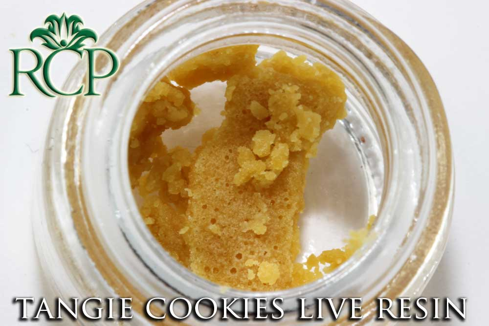 Sacramento Medical Marijuana Dispensary Cannabis Club Strain DABBLICIOUS TANGIE COOKIES LIVE RESIN
