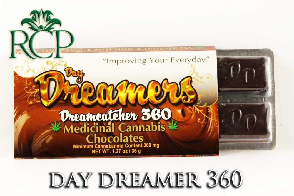 Sacramento MMJ Dispensary Strain DAY DREAMER 360 6 PACK
