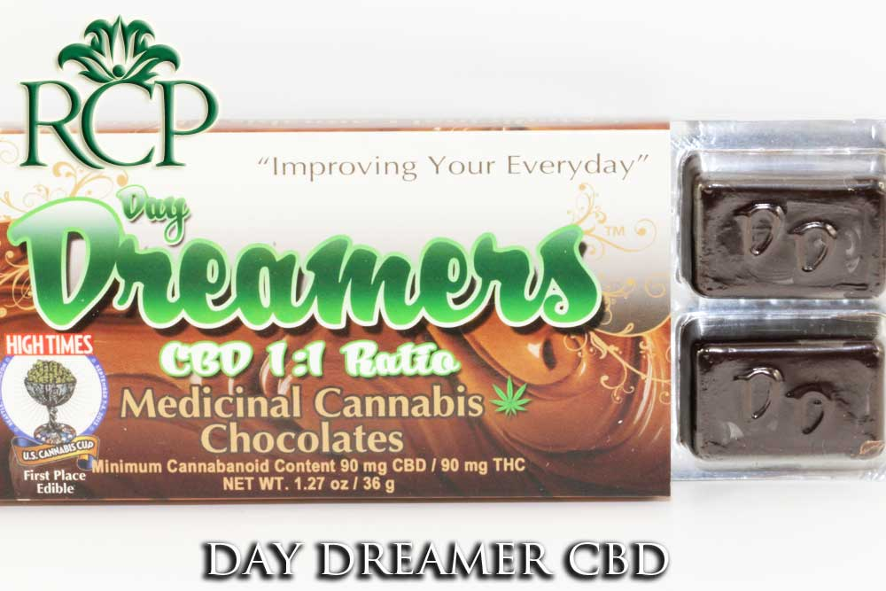 Sacramento Medical Marijuana Dispensary Cannabis Club Strain DAY DREAMER 6 PACK