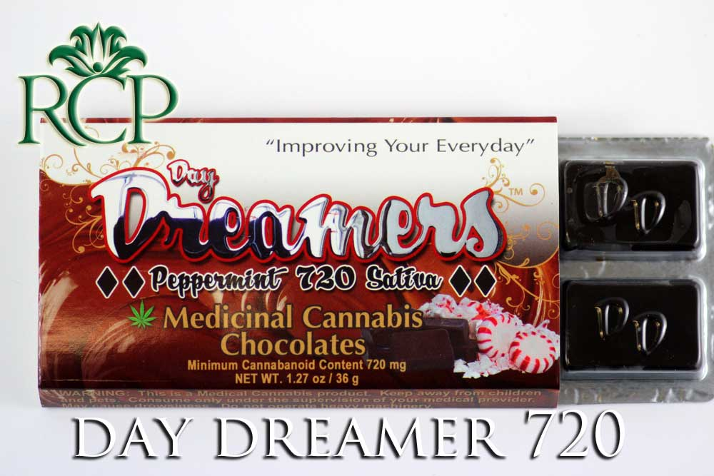 Sacramento Medical Marijuana Dispensary Cannabis Club Strain DAY DREAMER 720 SINGLE
