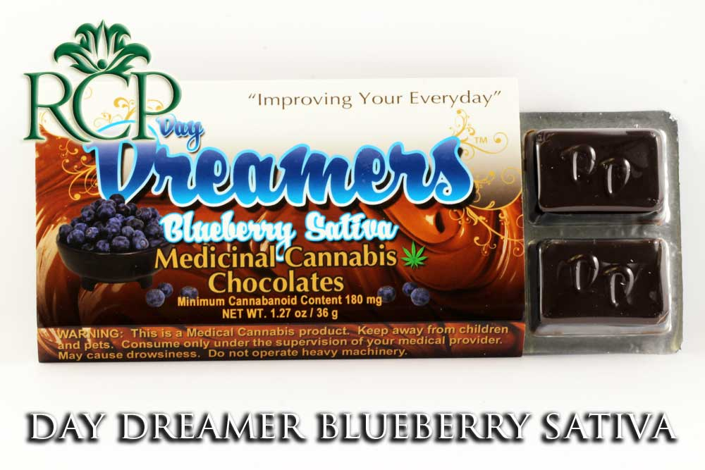 Sacramento MMJ Dispensary Strain DAY DREAMER BLUEBERRY SATIVA SINGLE