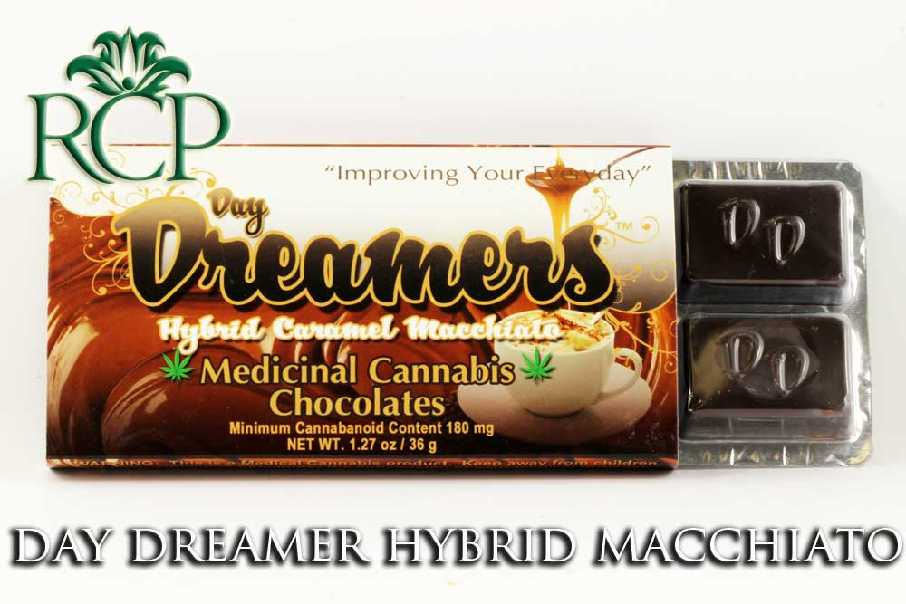 Sacramento MMJ Dispensary Strain DAY DREAMER HYBRID MACCHIATO SINGLE