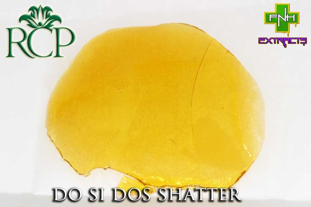 Sacramento MMJ Dispensary Strain FLY N HIGH DO SI DOS LR SHATTER .5G