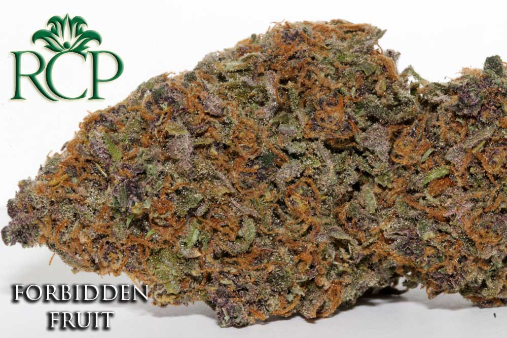 Sacramento Medical Marijuana Dispensary Cannabis Club Strain FORBIDDEN FRUIT