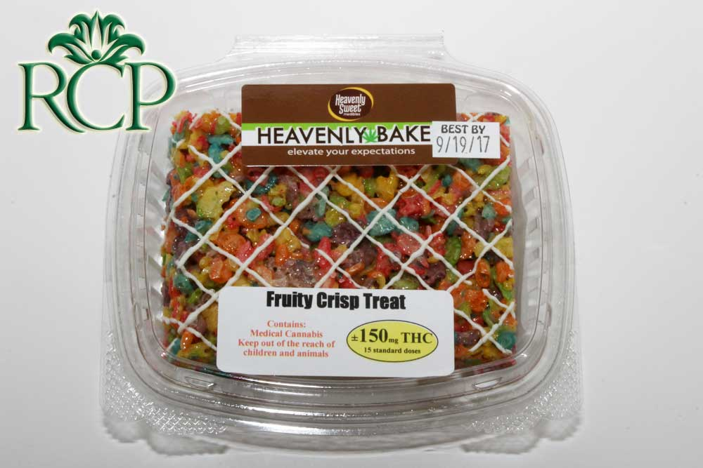 Sacramento Medical Marijuana Dispensary Cannabis Club Strain HEAVENLY SWEET FRUITY CRISPY TREAT