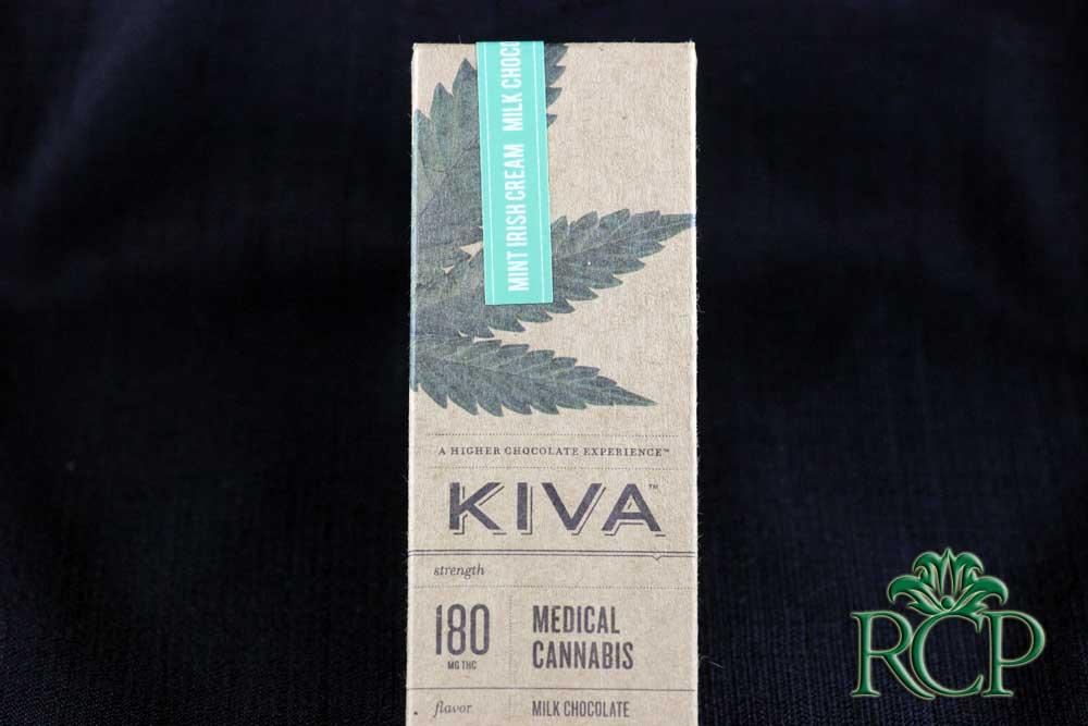 Sacramento MMJ Dispensary Strain KIVA MINT IRISH CREME
