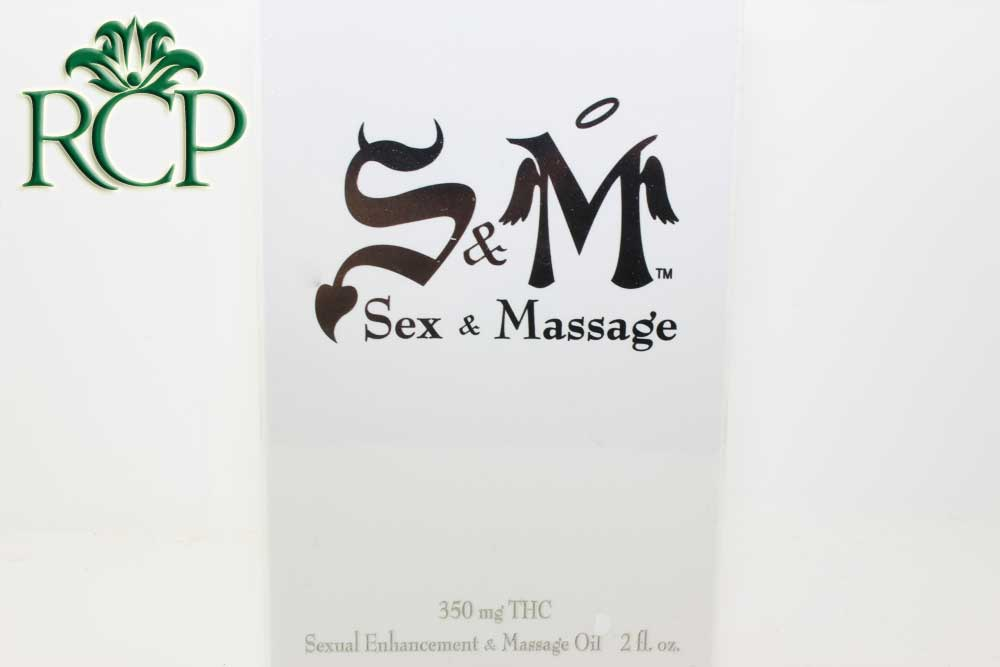 Sacramento Medical Marijuana Dispensary Cannabis Club Strain MEDICATED MASSAGE OIL