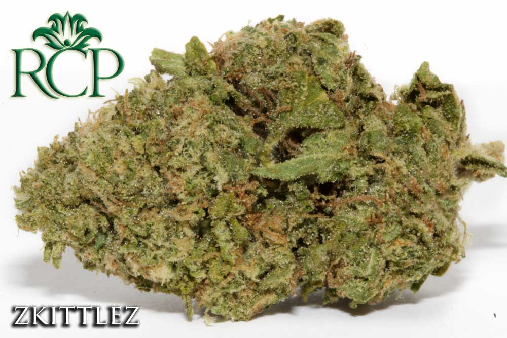 Sacramento Medical Marijuana Dispensary Cannabis Club Strain ZKITTLEZ