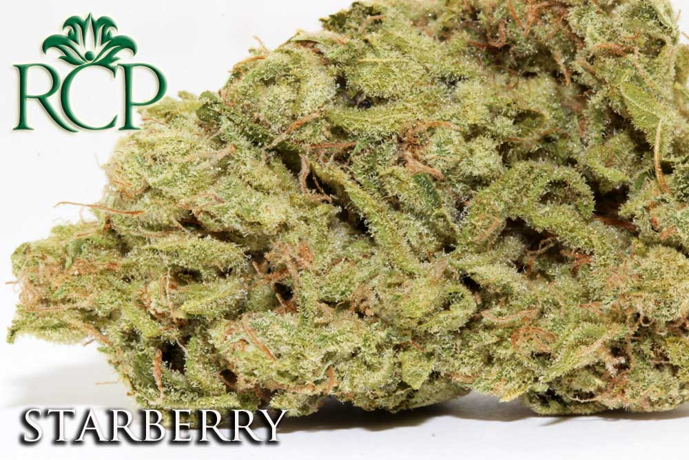 Sacramento Medical Marijuana Dispensary Cannabis Club Strain STARBERRY